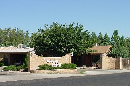 Please come on in and take a closer look at the Hallmark Townhouses in Alpine, Texas